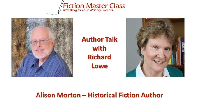 Alison Morton Historical Fiction Author