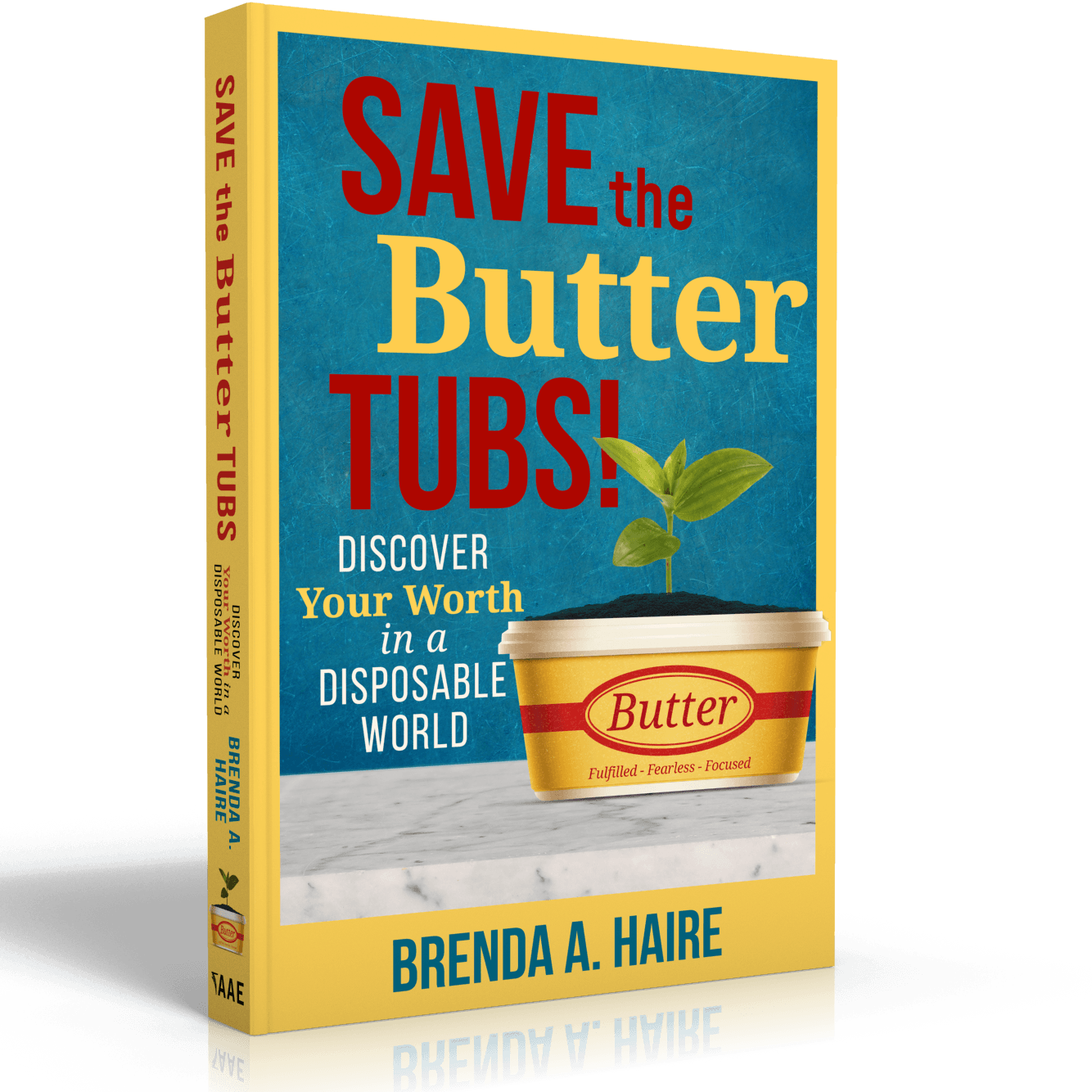 Save the Butter Tubs